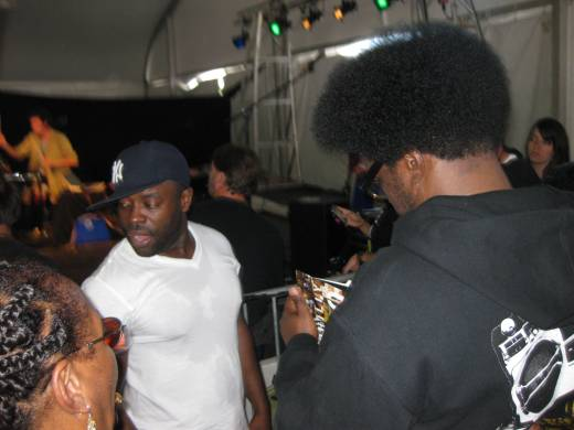 Black Thought, Questlove
