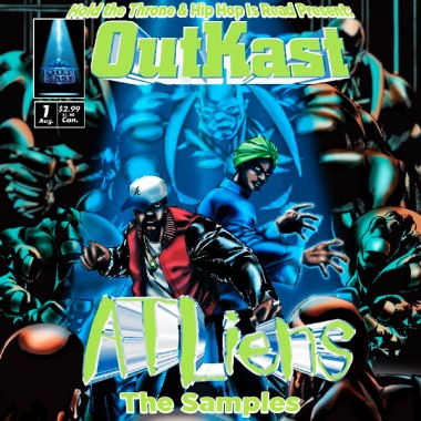 ATLiens: The Samples