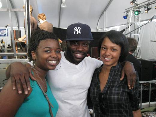 Jasmin, Black Thought, Lindsay