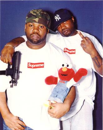 Raekwon & Elmo