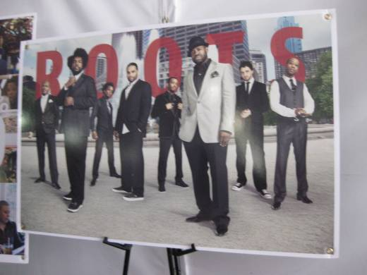 The Roots Poster