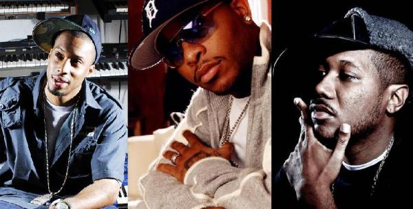 Black Milk, Royce Da 5'9 & Elzhi