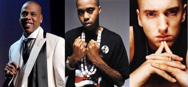 Jay-Z, Nas & Eminem