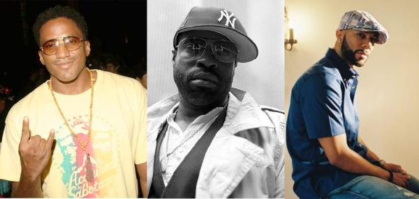 Q-Tip, Black Thought & Common