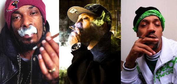 Snoop Dogg, B-Real & Redman