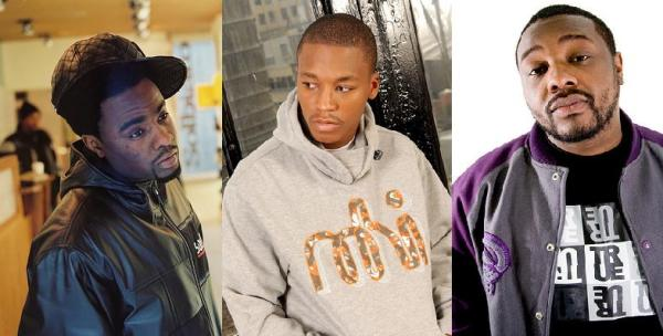 Wale, Lupe Fiasco & Phonte