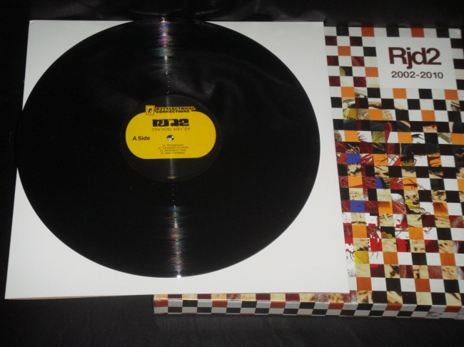 Tin Foil Hat EP Vinyl