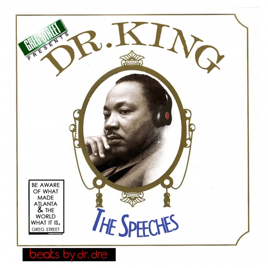 Greg Street Presents - Dr. King - The Speeches